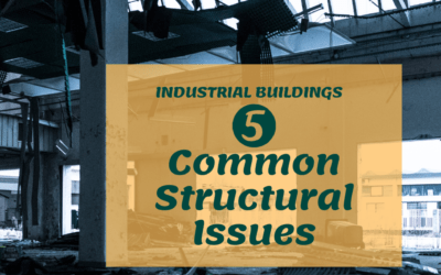 Industrial Building : 5 Common Structural Issues