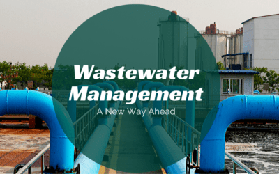 Wastewater management: A new way ahead