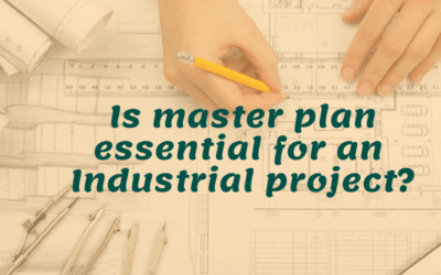 Is Master plan essential for an Industrial project?