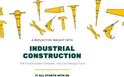 A reflective insight into industrial construction