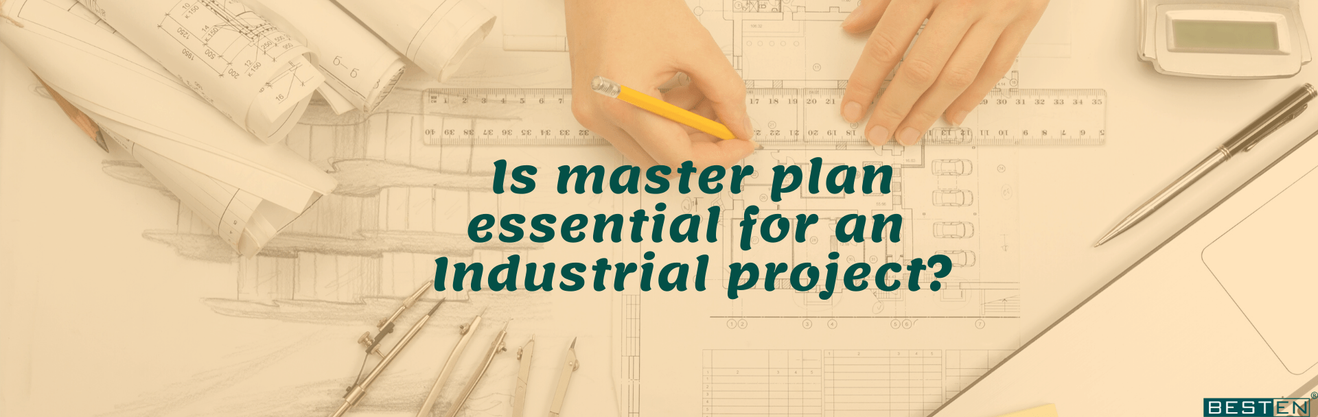 Industrial architect consultancy