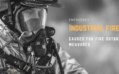 Industrial fire safety –Causes for fire outbreaks and preventive measures