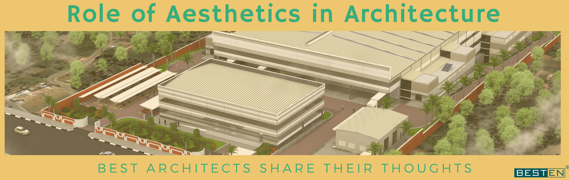 Industrial architects and consultants
