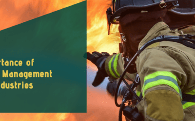 Importance of fire risk management in Industries