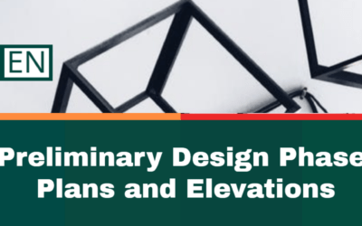 Preliminary industrial design phase – Plans and elevations