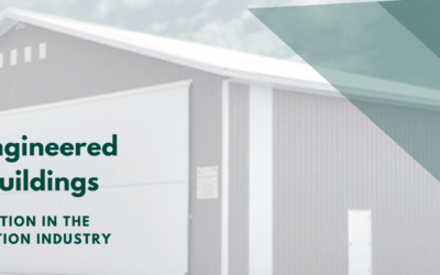 Pre-engineered steel buildings – An innovation in the construction industry