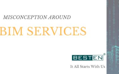 5 common misconceptions surrounding BIM Services
