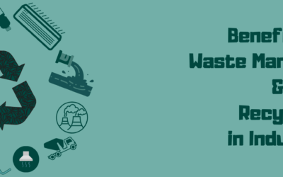 Benefits of waste management and recycling in industries