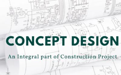 Concept design – An integral part of construction project