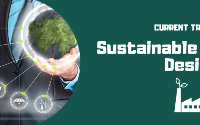Current trends of sustainable Industrial design