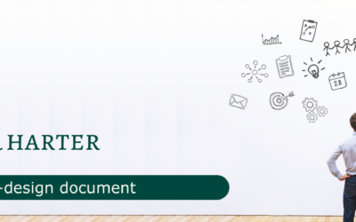 Project charter – A high level pre-design document